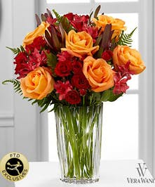 Vase design by Vera Wang