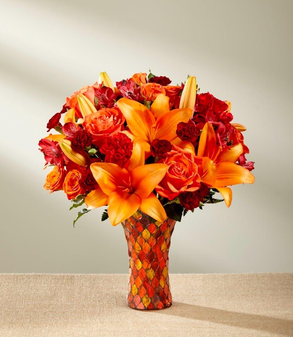 Autumn Splendor Bouquet - Autumn Flowers - Fall Bouquets - Tucson ...