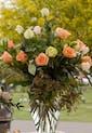Rose Garden Vase