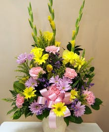 Traditional Sympathy Arrangement