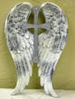 Wings with Cross