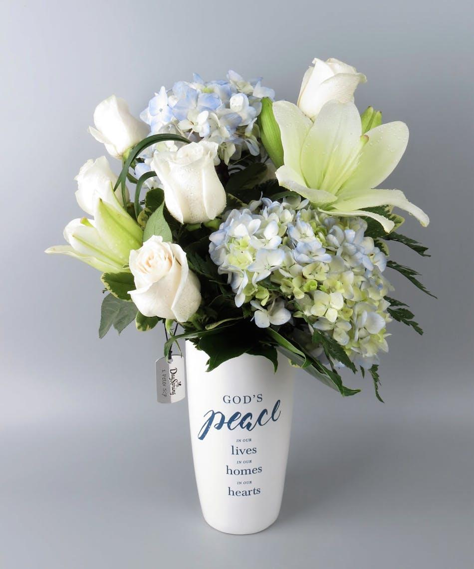 Sympathy Bouquets Vases Tucson Az Florist