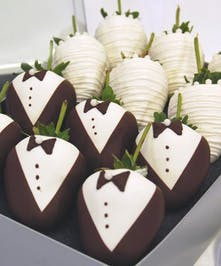 "Say ""I Do"" to the most luscious treat!"