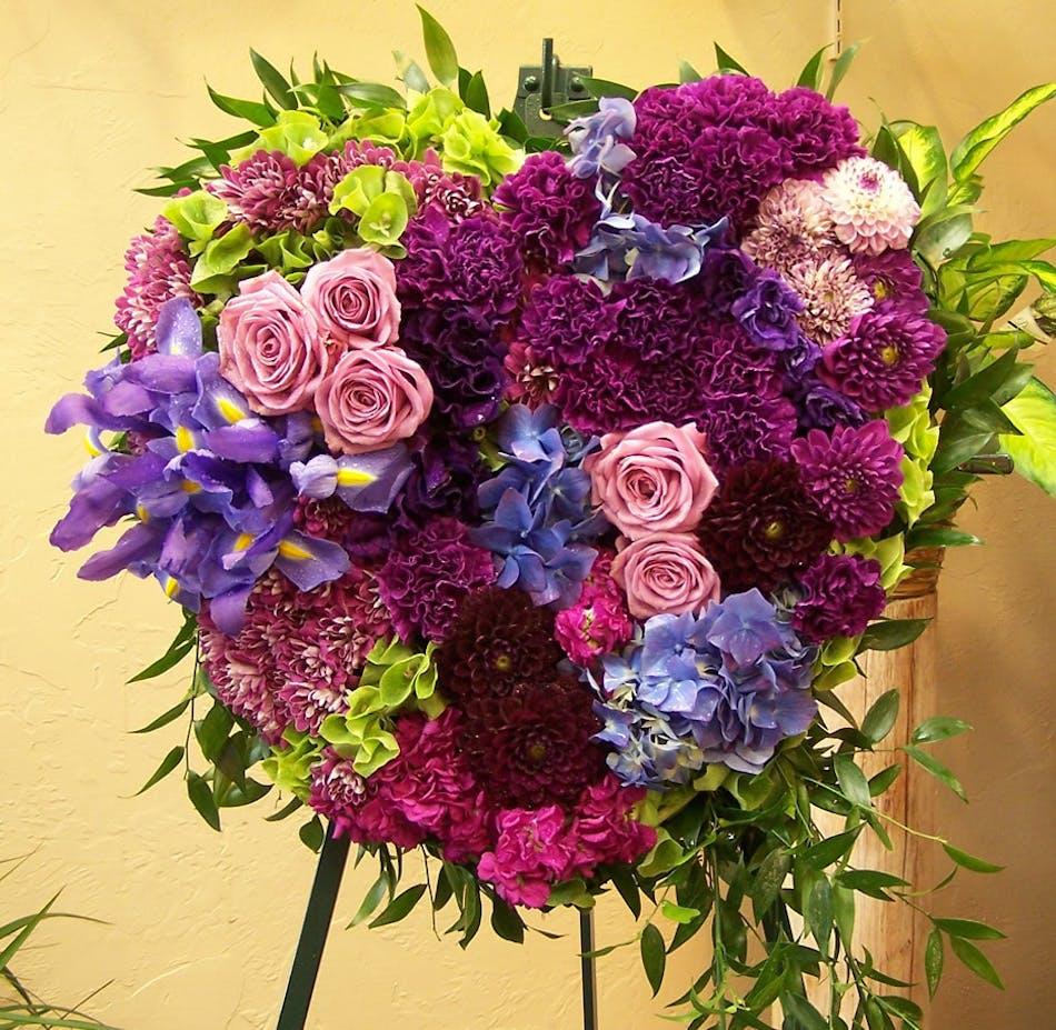 Sympathy Flowers & Heart Designs | Tucson Florist
