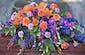 Colorful Garden Spray