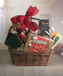 Delicious Delights Gourmet Basket