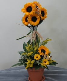 Country Sunshine Bouquet