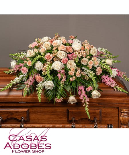 Flowers for the Casket