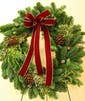 Noble Fir Wreath 34