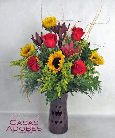 December Birthday Flowers Tucson Florist